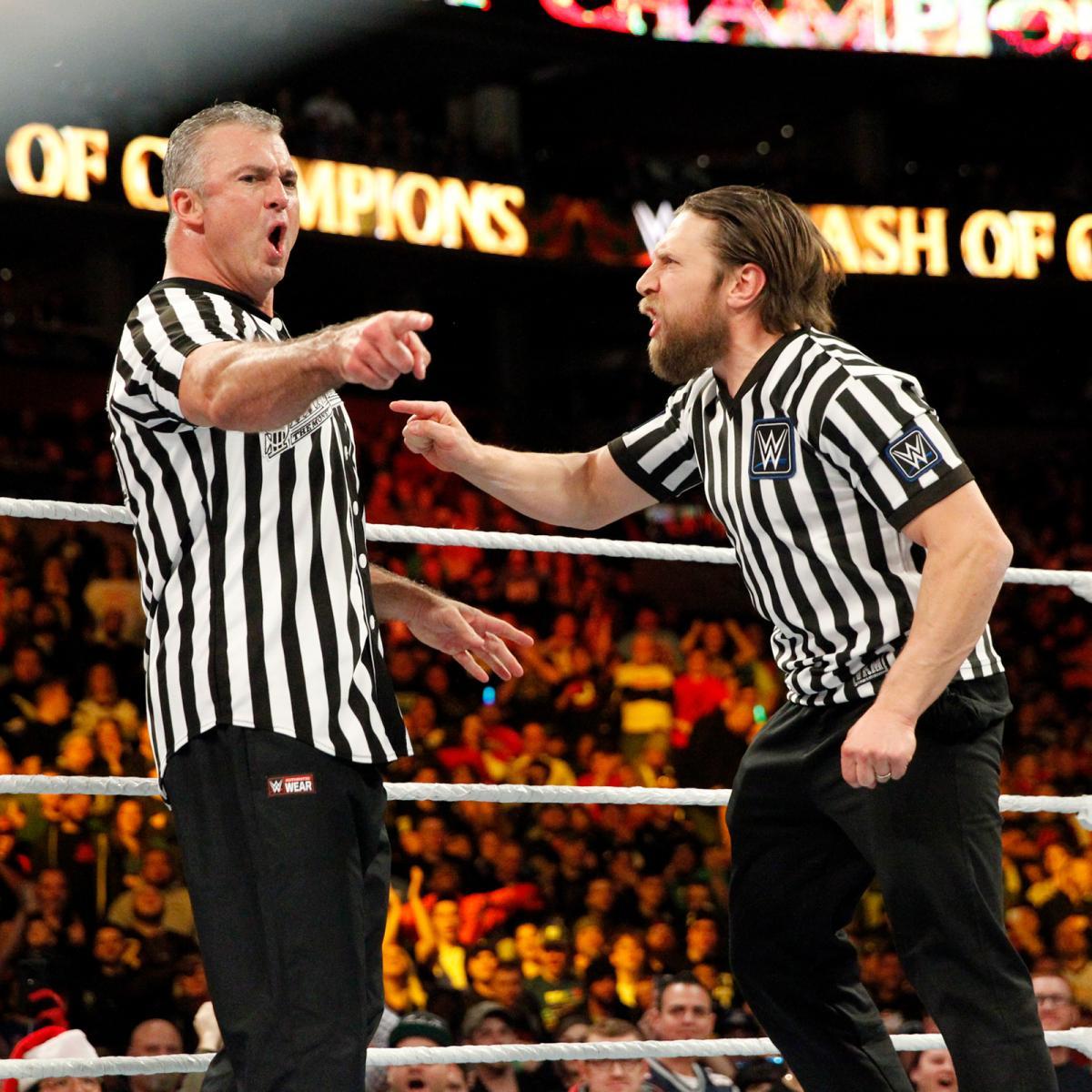 WWE NEWS: डेनियल ब्रायन ने रिंग में कर दिया कुछ ऐसा जिससे साबित हो गया कि जल्द करेंगे अपनी रिंग वापसी 14