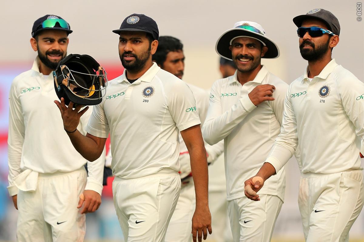 STATS: दिल्ली टेस्ट ड्रा होने के बाद टीम इंडिया ने रचा इतिहास अंतिम दिन के खेल में बने कुल 6 बड़े रिकार्ड्स 11