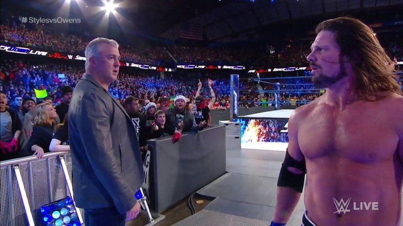 WWE NEWS: शेन मैकमोहन की वजह से हारने वाले स्टाइल्स ने उनके खिलाफ दिया बड़ा बयान, बोले... 11