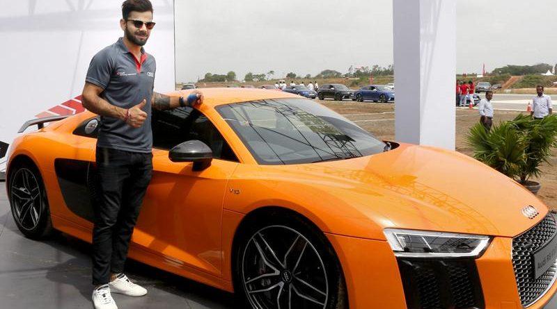 PHOTO: विराट कोहली कई लग्जरी कारों के हैं मालिक, देखिए किन कारों को करते है खुद ड्राइव 2