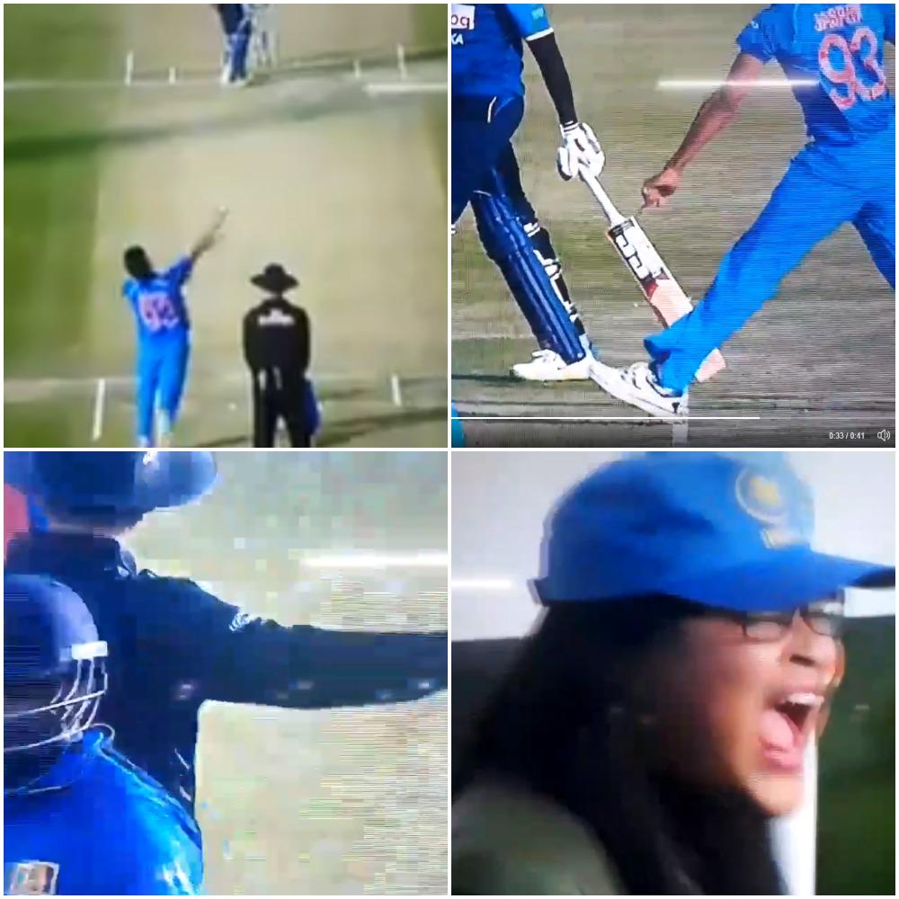 VIDEO: 5.5 ओवर में अगर जसप्रीत बुमराह ने नहीं डाली होती ये गेंद तो भारत के नाम होता धर्मशाला वनडे 12
