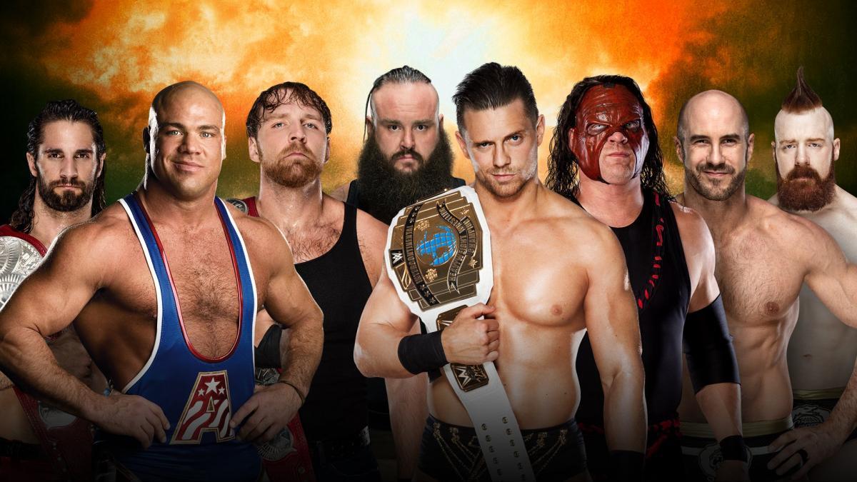 गर्दन की चोट के वाबजूद पिछले छह महीने से फैन्स की खातिर लड़ रहा है यह WWE रेस्लर 1