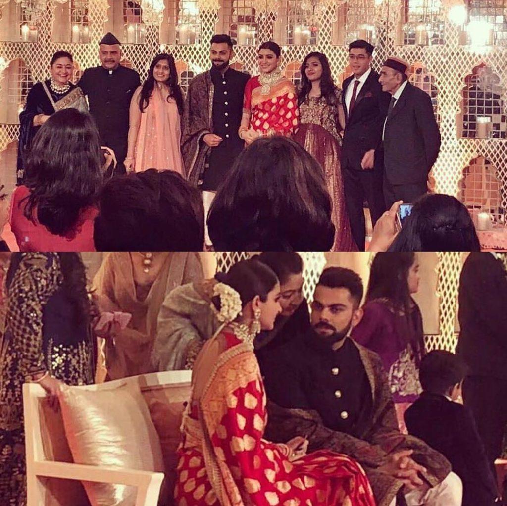 वीडियो : विराट-अनुष्का की शादी के रिसेप्शन में पहुंच देश के प्रधानमंत्री नरेन्द्र मोदी ने दिया खास गिफ्ट तस्वीरे और वीडियो हुआ सोशल मीडिया पर वायरल 2