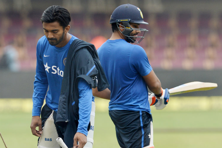लोकेश राहुल का चौकाने वाला खुलासा रोहित को पता ही नहीं था लगा चुके है शतक, 11 वें ओवर में दोनों के बीच हुई थी ये बात 3