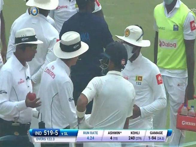 यह पहली बार नहीं है इससे पहले भी 3 बार मैदान पर शर्मनाक हरकत दिखा श्रीलंका ने किया जेंटलमैन गेम को बदनाम 5