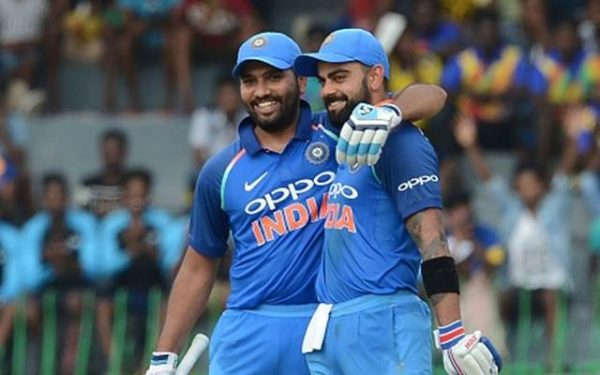 आईसीसी रैंकिंग : आईसीसी बल्लेबाजों की रैंकिंग में भारतीय बल्लेबाजों का जलवा, विराट शीर्ष पर तो रोहित को मिला है यह स्थान 19