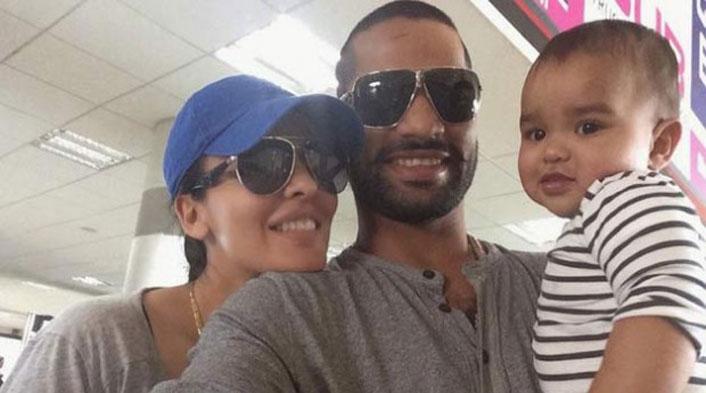 शिखर धवन ने अपनी पत्नी के साथ पोस्ट की तस्वीर, बताई प्यार की सुंदर परिभाषा 2