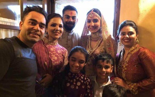 OMG विराट अनुष्का की शादी की बधाई पर सचिन ने लिखा कुछ ऐसा कि ट्वीट हुआ वायरल 2