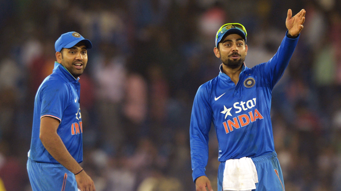 विराट कोहली की जगह रोहित शर्मा होंगे टी-20 और वनडे के कप्तान!! 13