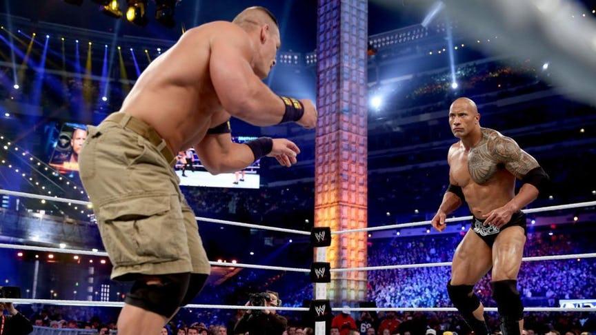 WWE रेस्लरो की पांच ऐसी असल जिन्दगी की घटनाएं जिन्हें कंपनी ने स्टोरीलाइन का रूप दिया, रॉक का नाम भी है शामिल 18