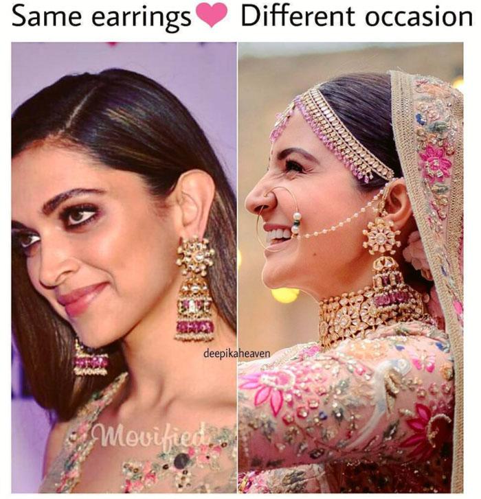 अपने ही शादी में अनुष्का शर्मा से हुई ऐसी गलती जिसके बाद दुनिया के सामने होना पड़ रहा है अब शर्मसार 3
