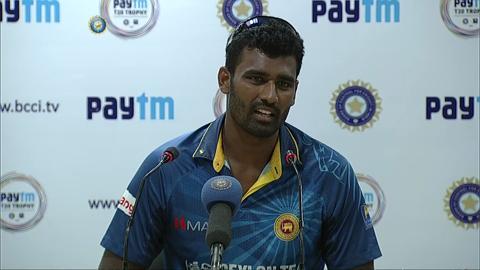 दुसरे वनडे मैच से पहले श्रीलंका के हौसले है बुलंद कप्तान थिसारा परेरा ने चुनौती देते हुए रोहित को कह डाली ये बड़ी बात 14