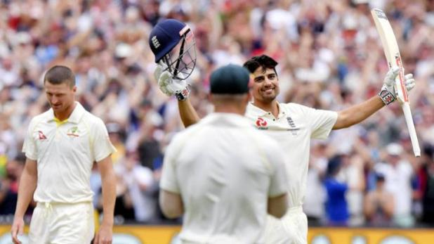 एशेज: चौथे दिन बिना कोई रन बनाये ही एलिस्टर कुक ने बना दिया विश्व क्रिकेट का सबसे बड़ा रिकॉर्ड