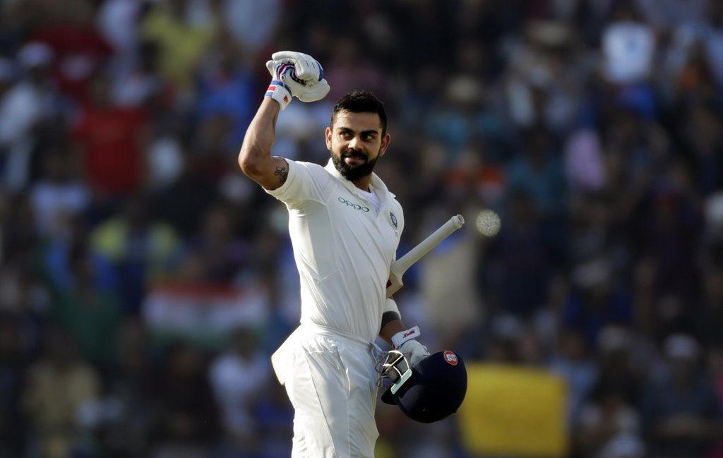 ICC टेस्ट रैंकिंग: ICC हुई विराट कोहली के उपर मेहरबान, आईसीसी टेस्ट प्लेयर रैंकिंग में हासिल की सर्वश्रेष्ठ रैंकिंग 2
