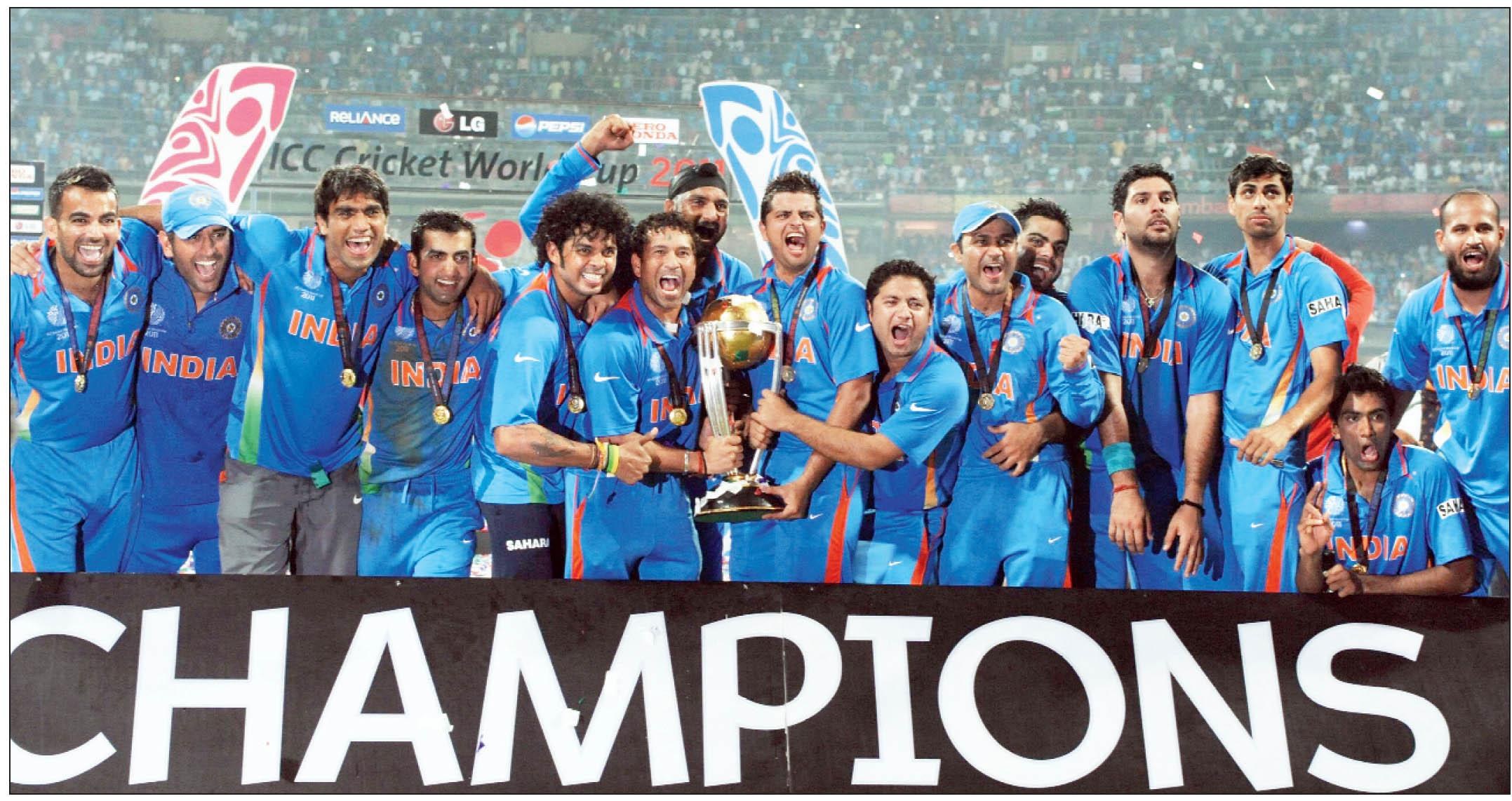 बड़ी खबर: आईसीसी विश्वकप के साथ भारत को मिली चैम्पियन्स ट्राफी की मेजबानी, इस साल खेला जायेगा ये दोनों टूर्नामेंट 10