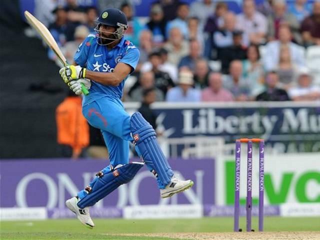 टीम से बाहर किये जान के बाद रविन्द्र जडेजा ने किया एक बड़ा धमाका, 6 गेंदों में लगा डाले 6 छक्के 2