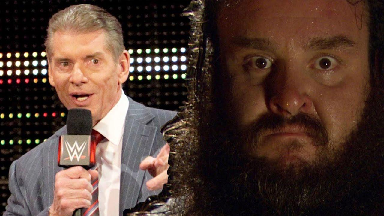 WWE NEWS: ब्रोन स्ट्रोमैन ने विन्स मैकमोहन की जमकर तारीफ लेकिन साथ में कह डाली यह बड़ी तकलीफ 1