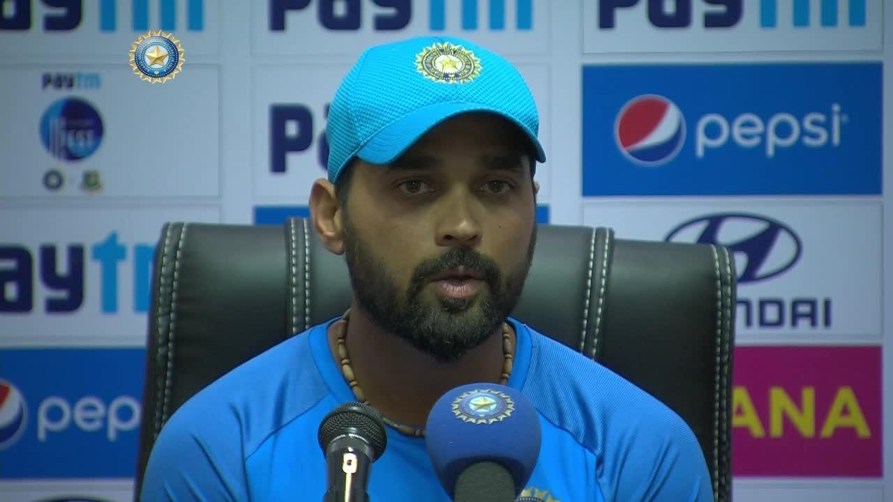 शिखर धवन और लोकेश राहुल के साथ अपनी प्रतिद्वंद्वीता पर खुलकर बोले मुरली विजय, इसे बताया अपना प्रतिद्वंद्वी 1