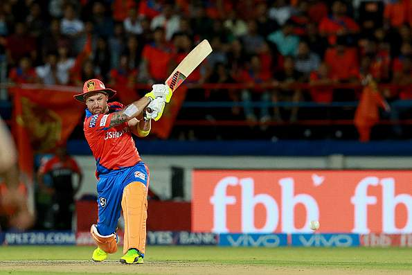 पिछले 2 साल आईपीएल टीम गुजरात लायंस से खेलने के बाद अब अगले 2 साल के लिए मैकुलम ने चुनी यह टीम 16