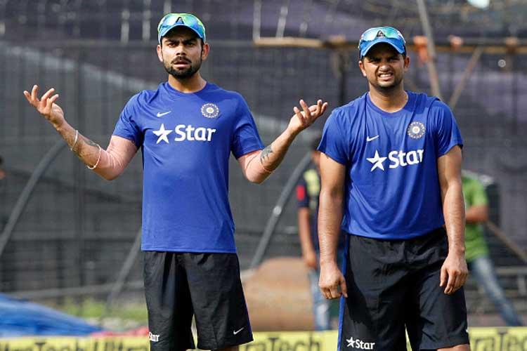 आप आईसीसी ट्रॉफी की बात करते हो, कोहली ने तो कभी आईपीएल तक नहीं जीता : सुरेश रैना 13
