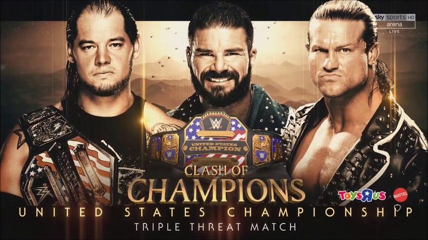 CLASH OF CHAMPIONS 2017: कल होने वाले इस इवेंट में WWE इन गलतियों को करके बर्बाद कर देगी इवेंट 2
