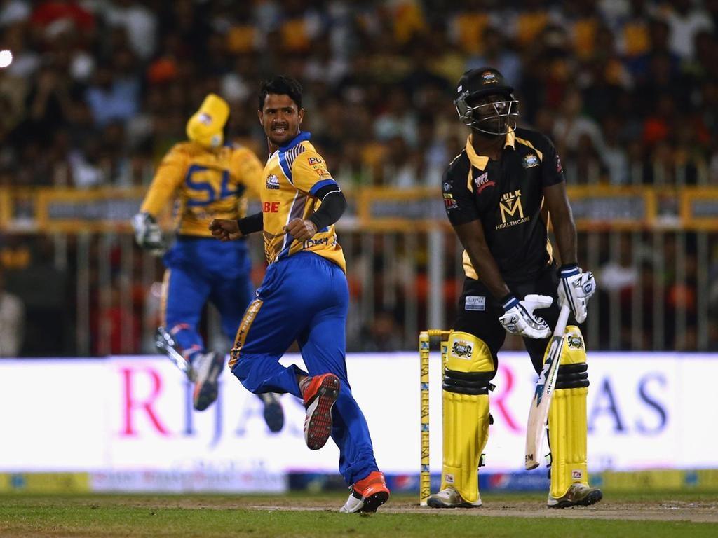 टी10 टूर्नामेंट : शाहिद अफरीदी की कप्तानी वाली पख्तुंस की टूर्नामेंट में लगातार दूसरी जीत, टीम श्रीलंका को दी करारी शिकस्त 2