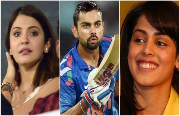 अनुष्का शर्मा नहीं बल्कि इस बॉलीवुड अभिनेत्री के लिए धड़कता है विराट कोहली का दिल साथ कर चुके है काम 5