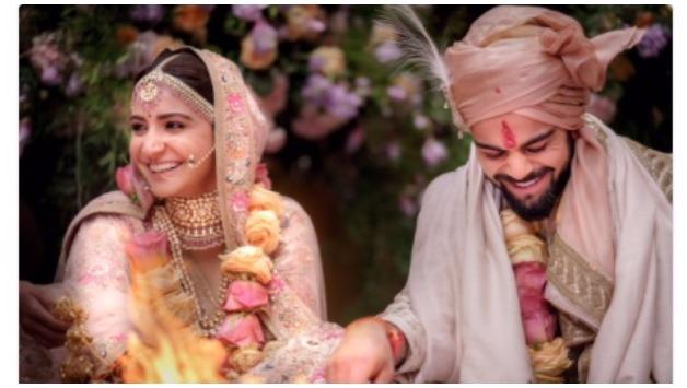 OMG विराट अनुष्का की शादी की बधाई पर सचिन ने लिखा कुछ ऐसा कि ट्वीट हुआ वायरल 1