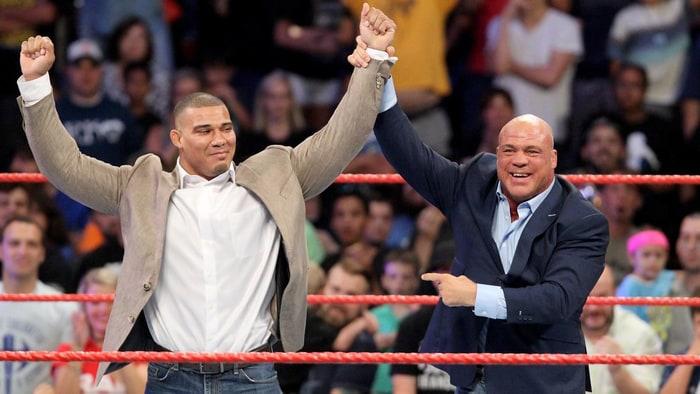 WWE NEWS: कर्ट एंगल ने अपने ही बेटे के बारे में दिया बड़ा बयान, बताया क्यों बना रहे है उन्हें हील 17