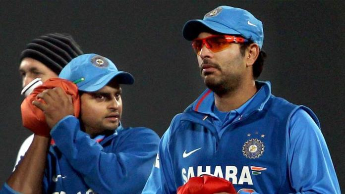 युवराज सिंह और सुरेश रैना के लिए आई एक बुरी खबर, बीसीसीआई ने बढ़ाया यो यो टेस्ट का दायरा 19