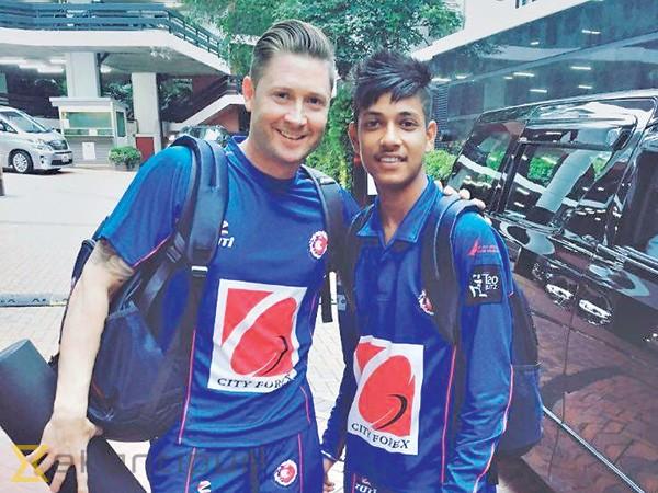 दिल्ली के सीईओ ने खोला राज बताया क्यों नेपाली क्रिकेटर संदीप लामिचाने को किया अपनी टीम में शामिल 2
