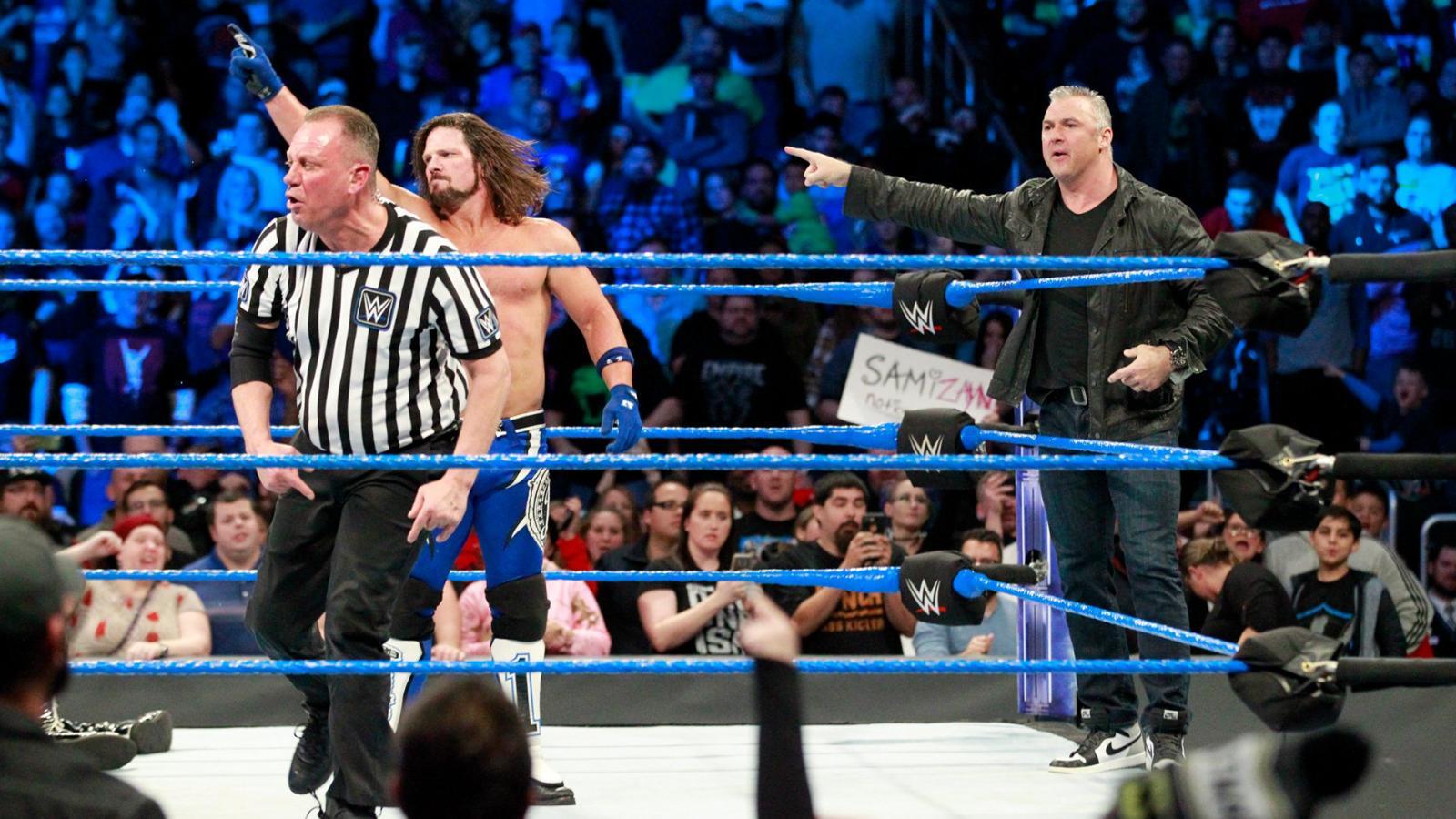WWE RAW RESULTS 3 जनवरी 2018: ये रहे स्मैकडाउन में हुए सभी मैचो के रिजल्ट्स 10