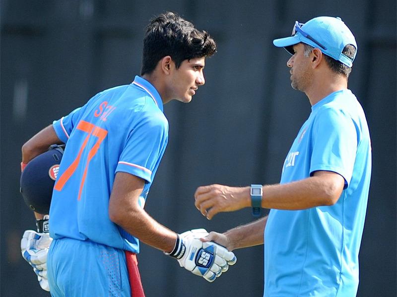 राहुल द्रविड ने अपनी अंडर-19 टीम को दिया गुरुमंत्र, कहा आईपीएल हर साल आएंगे, विश्वकप नहीं 4
