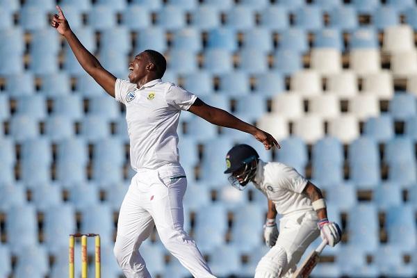 वीडियो : 42.4 ओवर में जब लुंगी नागीदी ने लिया विराट का विकेट, तो विराट हुए गुस्सा लेकिन देखने लायक थी लुंगी के माता-पिता का रिएक्शन 2