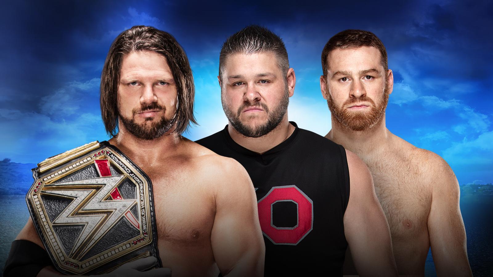 ROYAL RUMBLE 2018 RESULT: क्या एजे स्टाइल्स को दो रेस्लरो से एक साथ भिड़ना महँगा पड़ गया, जाने कौन बना नया WWE चैम्पियन 18