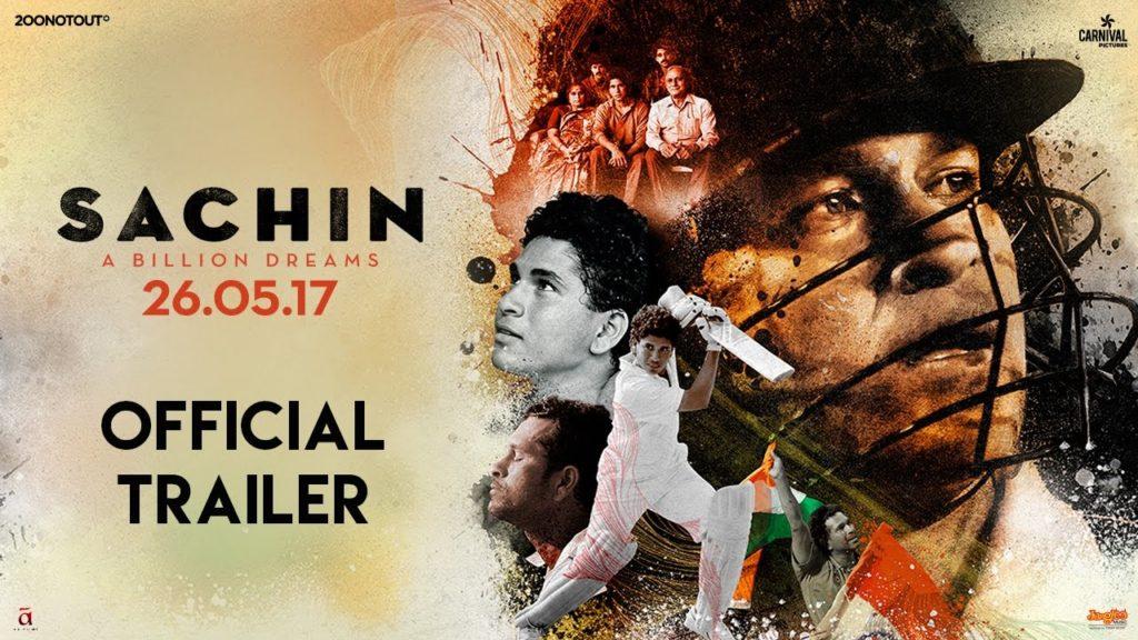 'सचिन : ए बिलियन ड्रीम्स' को मिले 2 फिल्म अवार्ड 2