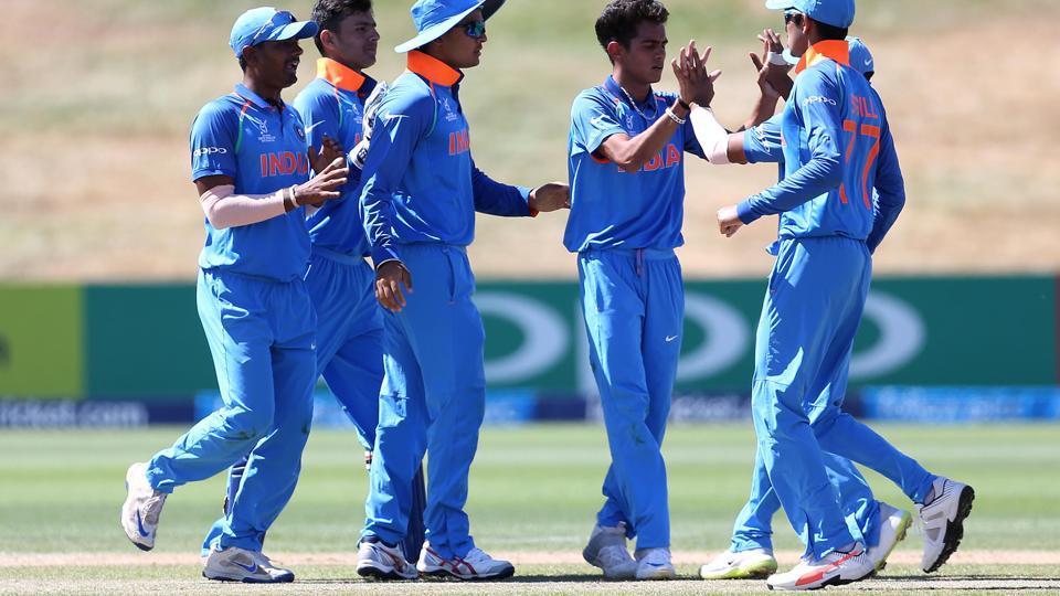 अजीब संयोग : अंडर-19 विश्वकप के फाइनल से पहले भारतीय अंडर-19 टीम को डरा रहा है यह अजीब सा संयोग 3