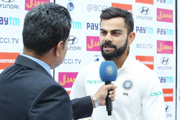 हार के बाद भारतीय टीम के कप्तान विराट कोहली का फूटा गुस्सा सीधे तौर पर इन्हें ठहराया हार का जिम्मेदार