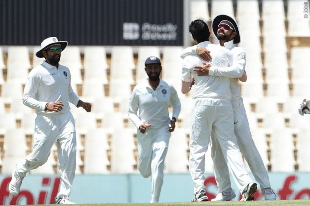 साउथ अफ्रीका के तेज गेंदबाज मोर्ने मोर्कल ने बताया वो कारण जिसकी वजह से अश्विन को मिल रहे है दुसरे टेस्ट में विकेट 2