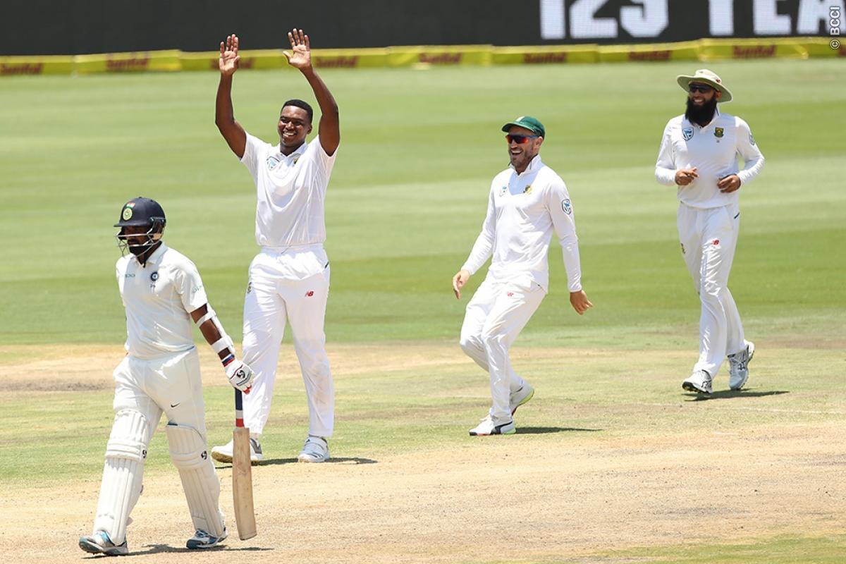 पिछले 25 सालों में कुछ इस प्रकार रही है भारत और अफ्रीका के बीच टेस्ट सीरीज के परिणाम, यहाँ भी कोहली भारत के सबसे बेकार कप्तान 1