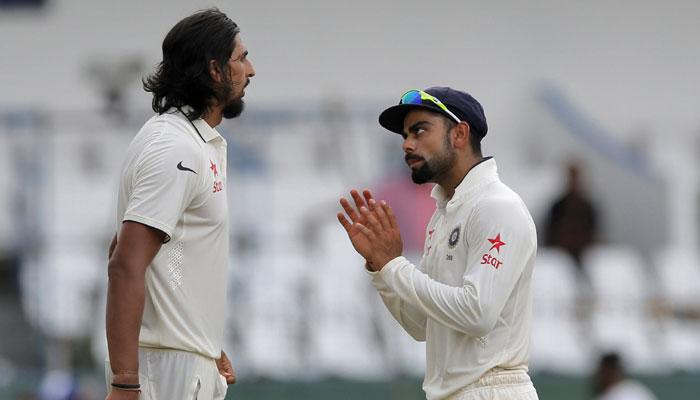 SAvIND: भले ही विराट कोहली है कितने भी आक्रामक खिलाड़ी, लेकिन कल बल्लेबाजी करते हुए इशांत शर्मा के लिए कोहली ने किया कुछ ऐसा जीत लिया सभी का दिल 13
