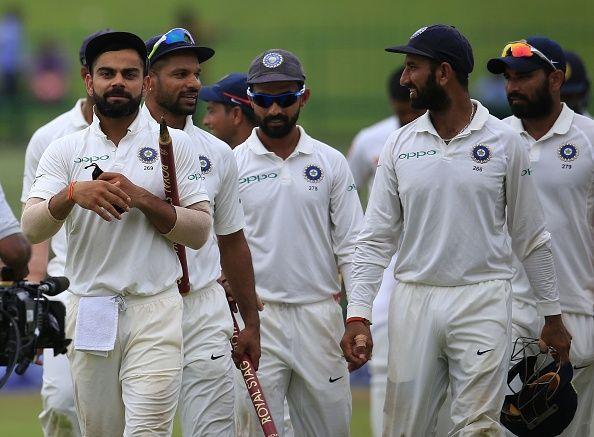 हार के बाद भारतीय टीम के कप्तान विराट कोहली का फूटा गुस्सा सीधे तौर पर इन्हें ठहराया हार का जिम्मेदार 2
