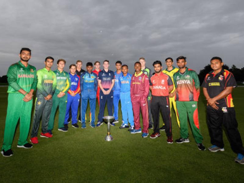 U-19 विश्वकप: कल से हो रहा हैं U-19 वर्ल्ड कप का आगाज, जाने कब और कहाँ होंगे भारत के मैच 1