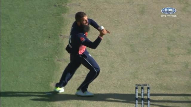 वीडियो- मिचेल मार्श ने खेला 150 किमी प्रतिघंटे की ज्यादा रफ्तार से शॉट, लेकिन मोइन अली ने पकड़ लिया अद्भुत कैच 1