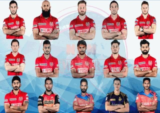 आईपीएल-11 के लिए पंजाब ने चुनी अपनी 15 सदस्यी टीम, युवराज समेत इन दिग्गजों को किया शामिल 2