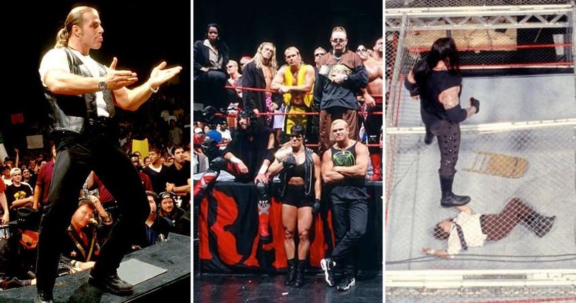 90 के दशक में WWE में होती थी ये शानदार चीजे जिसे आज हर फैन्स याद करके झूम उठता हैं, टॉप पर है यह... 12