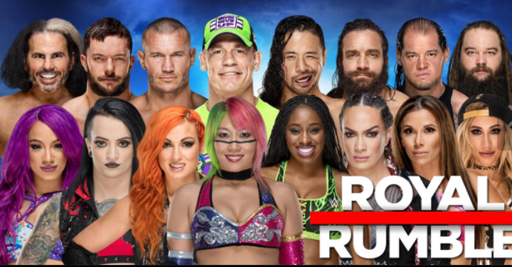 ROYAL RUMBLE 2018 MATCHCARD: ये है रॉयल रम्बल मैच के शेड्यूल और प्रतिभागी, जाने किसके बीच खेले जाने है कौन से मैच? 49
