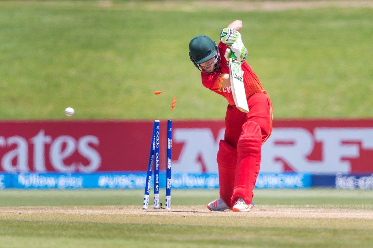 U 19 WC: अंकुल राय की फिरकी गेंदबाजी में पस्त दिखें जिम्बाब्वे टीम, देख सोशल यूजरों ने दी कुछ ऐसी प्रतिक्रिया 1