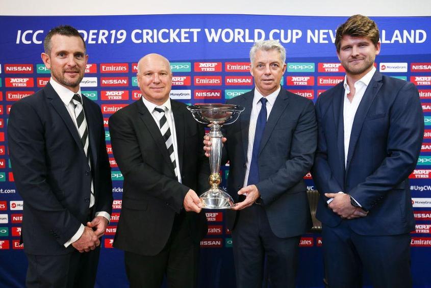 कल से शुरू हो रहे आईसीसी अंडर-19 क्रिकेट विश्वकप के लिए आईसीसी ने सौरव गांगुली और अंजुम चोपड़ा को दी ये बड़ी जिम्मेदारी 3