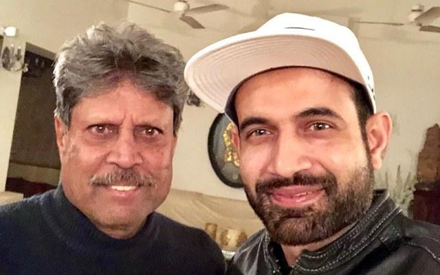 जहीर खान और कपिलदेव को नहीं बल्कि इस तेज गेंदबाज को आज भी अपना आदर्श मानते है इरफान पठान, देखकर नकल की गेंदबाजी 17